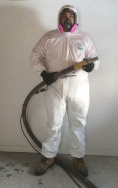 Experts décontamination